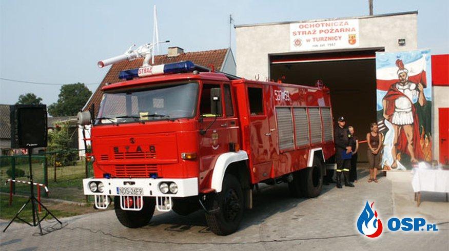 Strona w budowie OSP Ochotnicza Straż Pożarna
