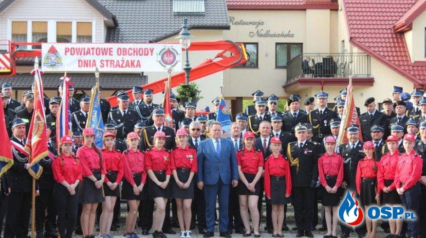 Powiatowe Obchody Dnia Strażaka OSP Ochotnicza Straż Pożarna