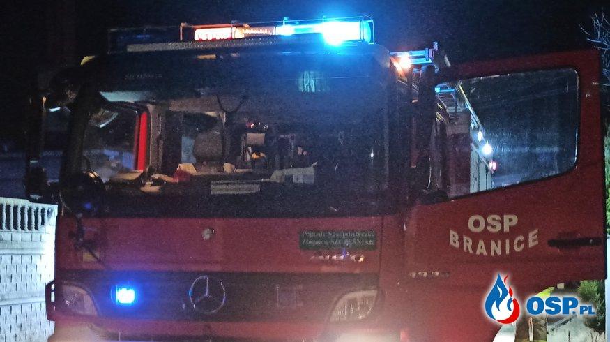 Szczęśliwy finał nierównej walki z cichym zabójcą OSP Ochotnicza Straż Pożarna
