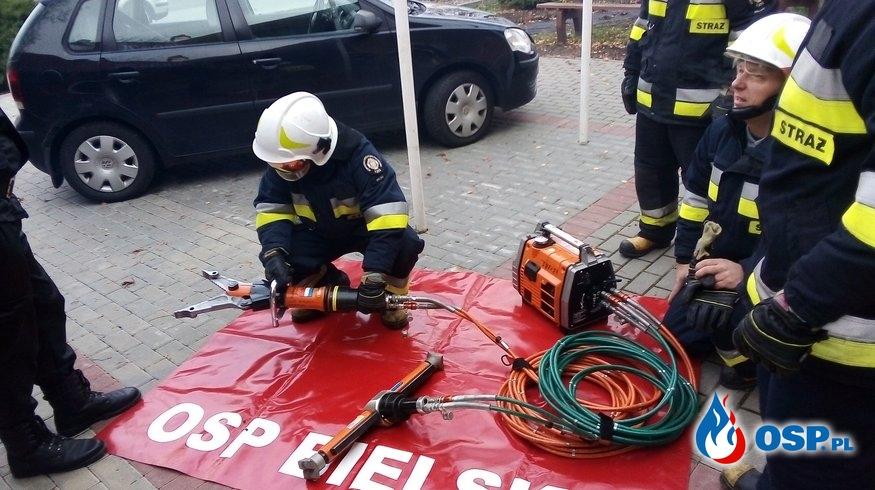 Kontrola gotowości bojowej 2019 OSP Ochotnicza Straż Pożarna