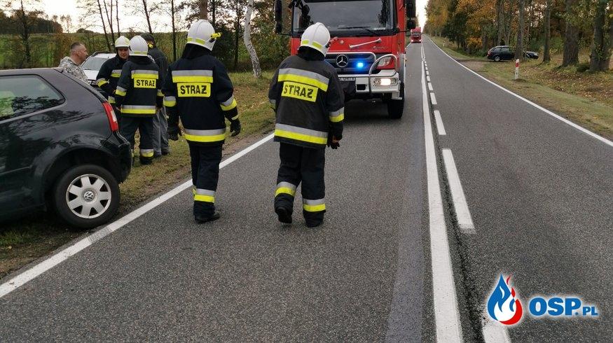 Gmina Biały Bór Dachowanie Pojazdu DK20 OSP Ochotnicza Straż Pożarna