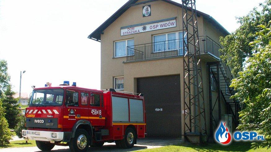 Start portalu osp.pl - oczywiście z udziałem OSP Widów OSP Ochotnicza Straż Pożarna
