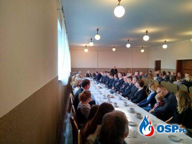 Wizytacja Biskupa w naszej parafii OSP Ochotnicza Straż Pożarna