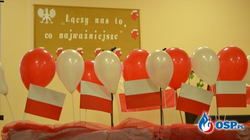 Obchody 100 – lecia Odzyskania Niepodległości w Pisarowcach OSP Ochotnicza Straż Pożarna