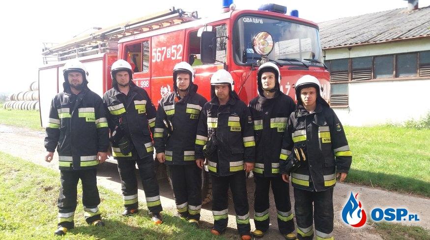 """Ćwiczenia """"READY TO HELP"""" OSP Ochotnicza Straż Pożarna"""