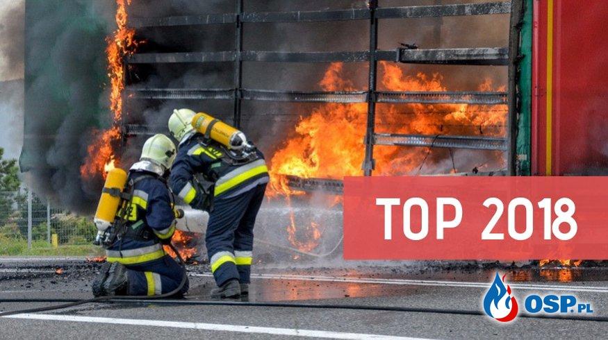 NAJAKTYWNIEJSZE JEDNOSTKI OSP 2018.  Zobacz ranking wszystkich województw! OSP Ochotnicza Straż Pożarna