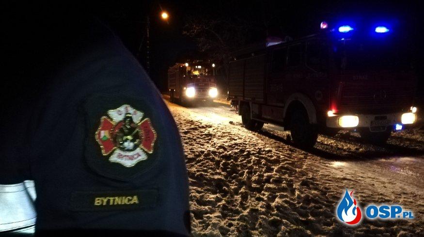 Zdarzenia Ratowniczo-Gaśnicze Styczeń 2018 OSP Ochotnicza Straż Pożarna