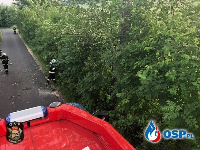 ALARM! 13/2019 OSP Ochotnicza Straż Pożarna