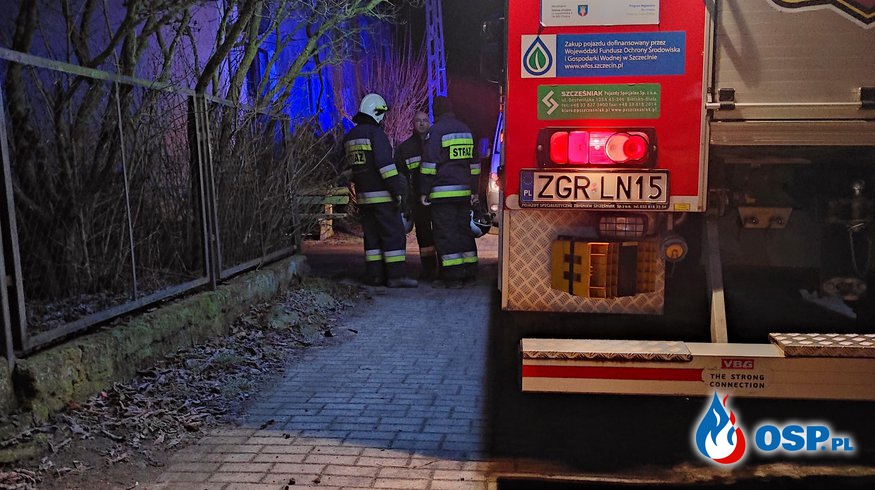 27/2021 Otwarcie mieszkania OSP Ochotnicza Straż Pożarna