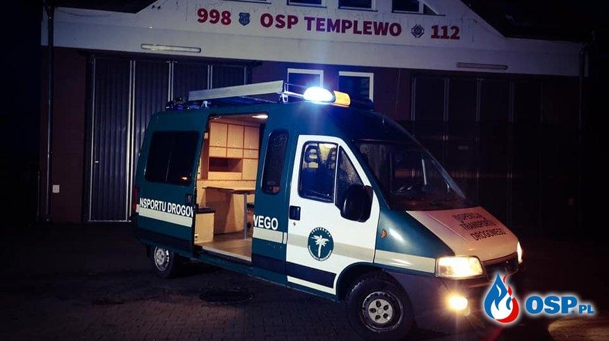 Drugie życie! OSP Ochotnicza Straż Pożarna