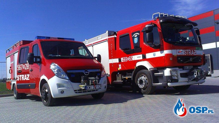 Nic dodać, nic ująć :) OSP Ochotnicza Straż Pożarna