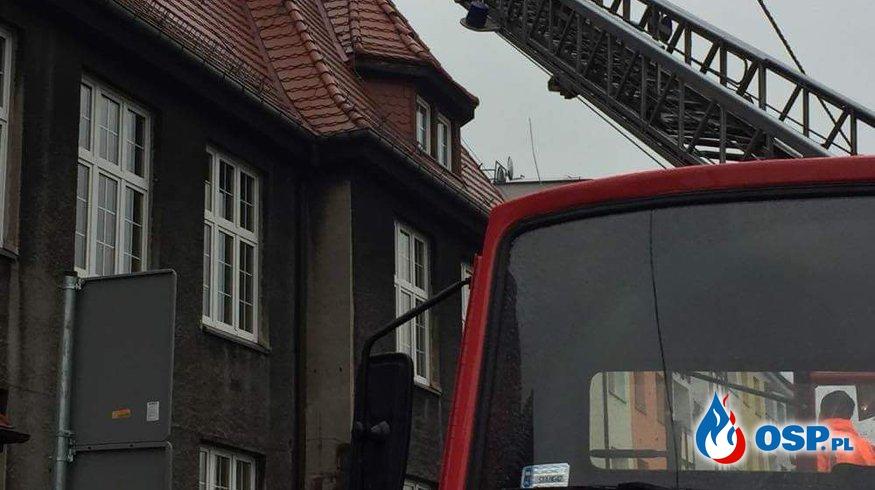 Alarm do Radzionkowa OSP Ochotnicza Straż Pożarna