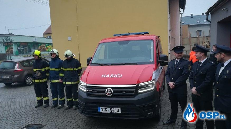 Poświęcenie samochodu SDH Sudice OSP Ochotnicza Straż Pożarna