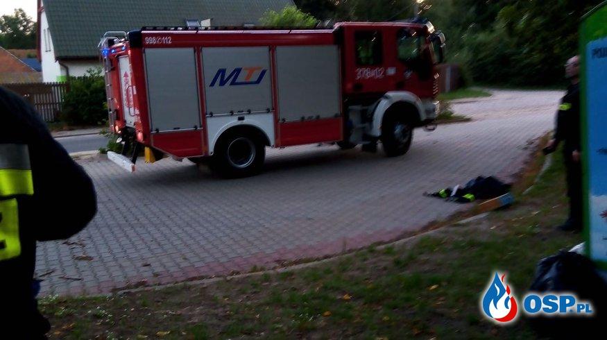 SZERSZENIE OSP Ochotnicza Straż Pożarna
