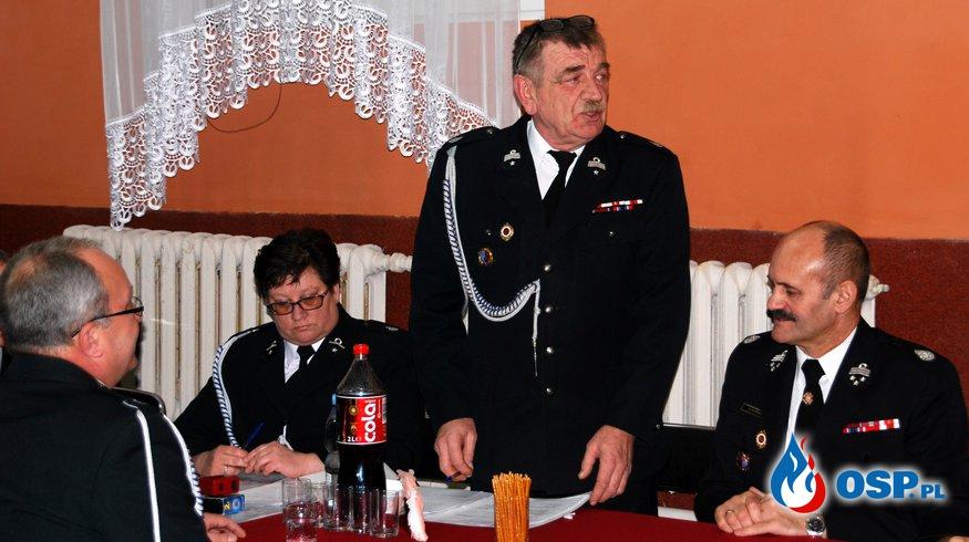Zebranie Sprawozdawcze - OSP Mroczków OSP Ochotnicza Straż Pożarna