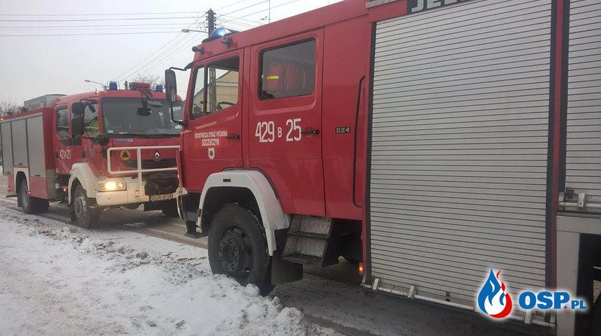 Pracowity piątek OSP Ochotnicza Straż Pożarna