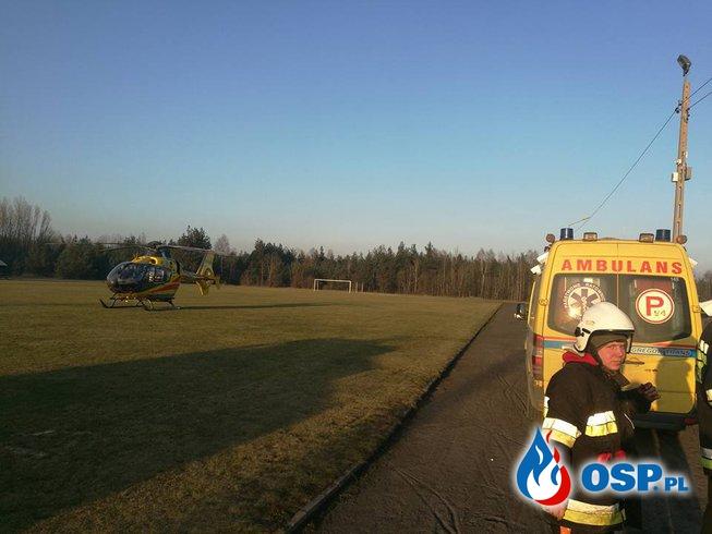 #1 pomoc LPR OSP Ochotnicza Straż Pożarna