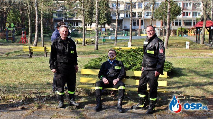 Szkolenie KPP 2018 OSP Ochotnicza Straż Pożarna
