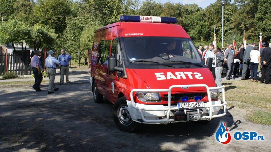 Poszukiwania w Grzecznej Pannie OSP Ochotnicza Straż Pożarna