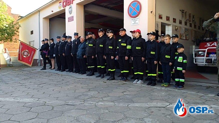 Uroczysta Zbiórka z okazji Dnia Strażaka OSP Ochotnicza Straż Pożarna