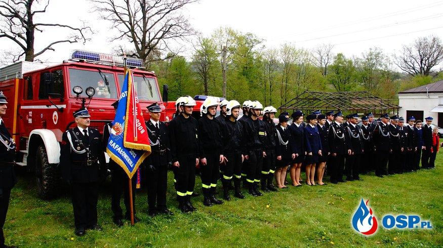 85 lat Ochotniczej Straży Pożarnej w Woli Rafałowskiej  OSP Ochotnicza Straż Pożarna