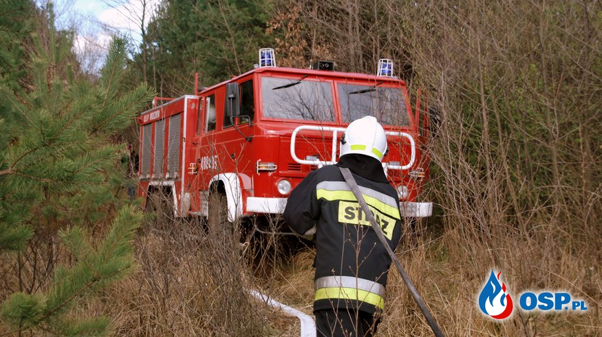 W obiektywie - z życia jednostki ... OSP Ochotnicza Straż Pożarna