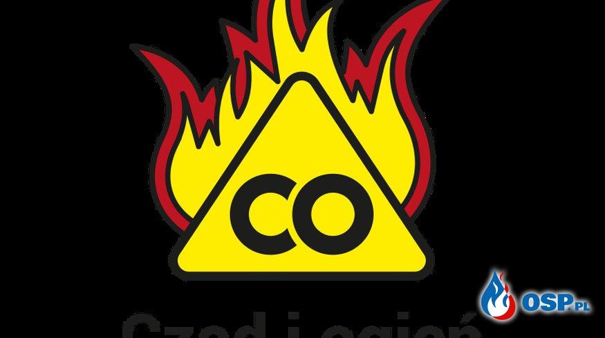 CZAD - cichy zabójca OSP Ochotnicza Straż Pożarna