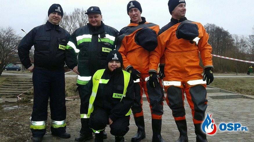 Zimowa edycja Biegu Tygrysa 2016 zakończona OSP Ochotnicza Straż Pożarna