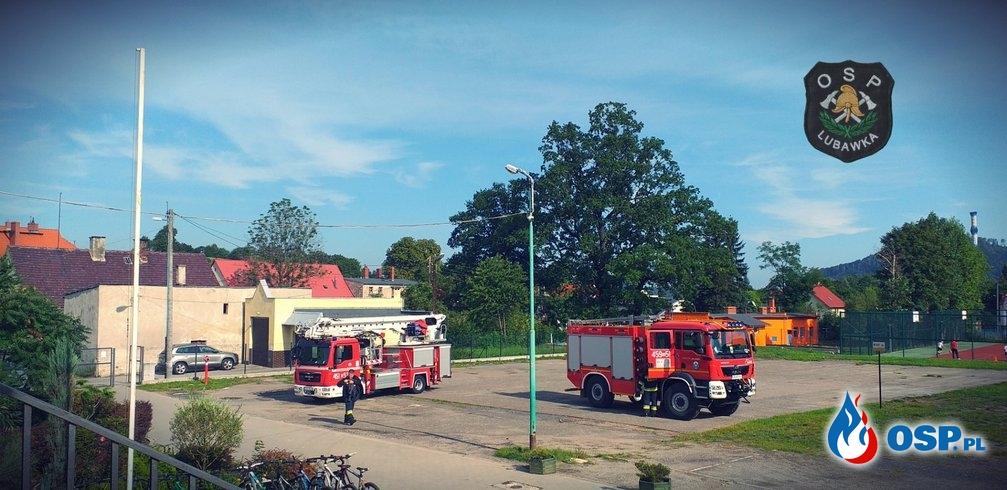 Ponad 25 poszkodowanych w Skutku Wybuchu OSP Ochotnicza Straż Pożarna