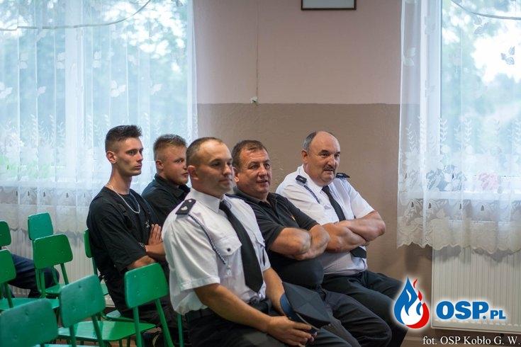Zebranie jednostek OSP OSP Ochotnicza Straż Pożarna
