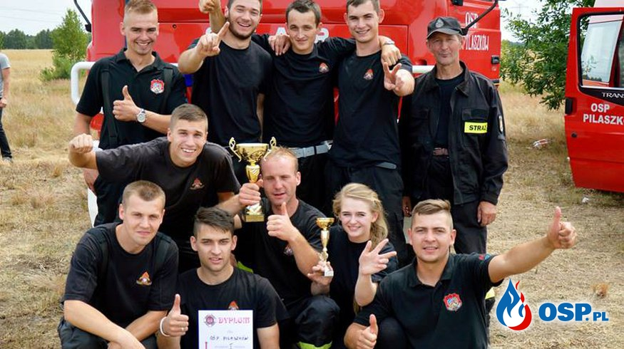 Zawody sportowo-pożarnicze gminy Łowicz - 12.07.2015 ZAWADY OSP Ochotnicza Straż Pożarna