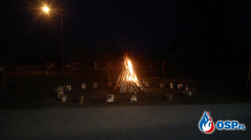 1050 rocznica Chrztu Polski OSP Ochotnicza Straż Pożarna