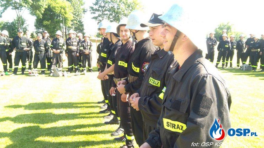 Zwycięstwo w Gminnych Zawodach OSP OSP Ochotnicza Straż Pożarna