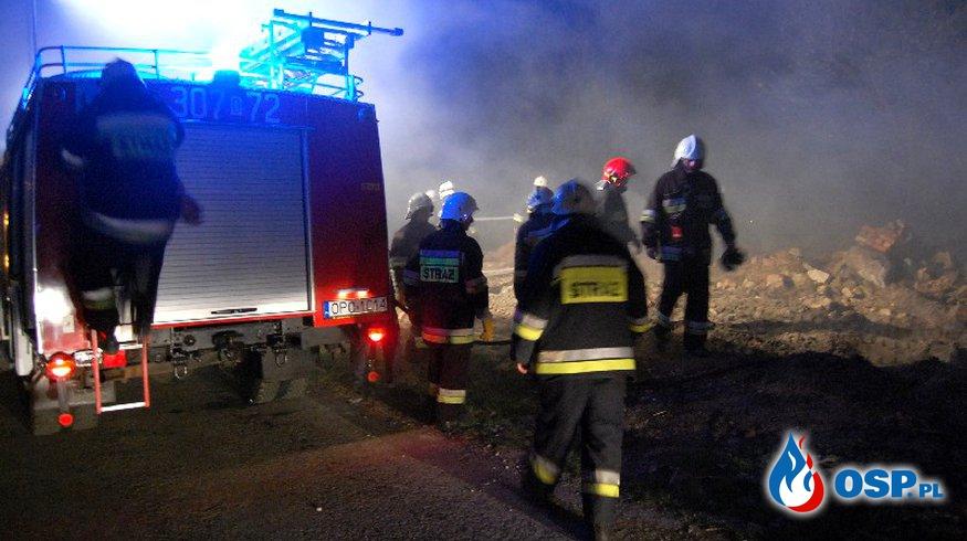 Oświadczenie MSWiA: Nie odbieramy pieniędzy OSP. OSP Ochotnicza Straż Pożarna