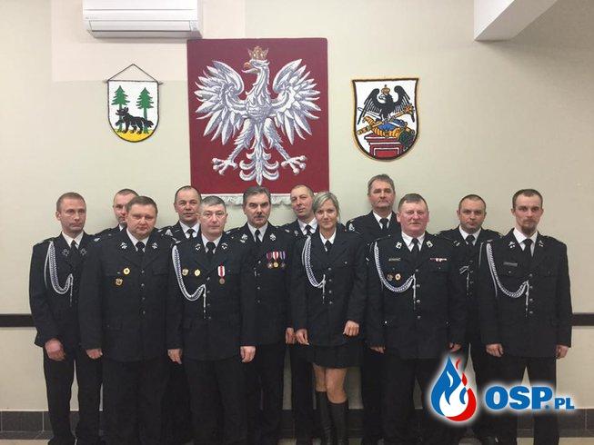 Zarząd Miejsko - Gminny wybrany OSP Ochotnicza Straż Pożarna