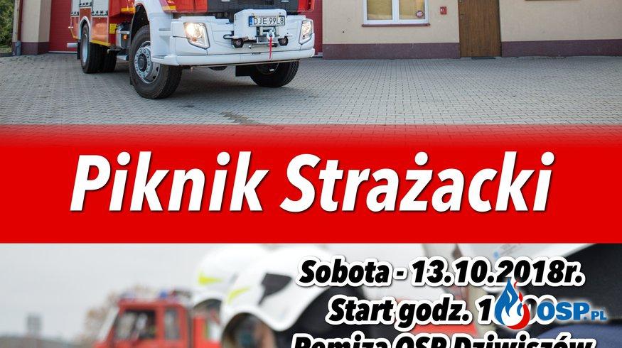 Zaproszenie! OSP Ochotnicza Straż Pożarna