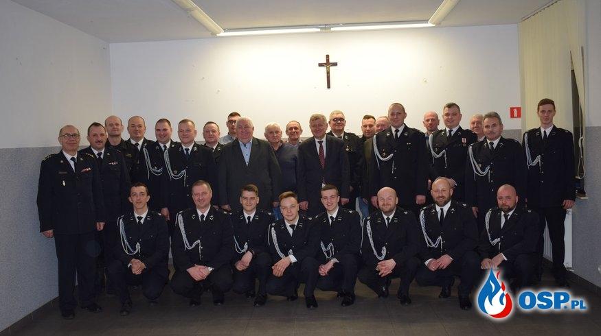 Walne zebranie sprawozdawcze w Cempkowie OSP Ochotnicza Straż Pożarna