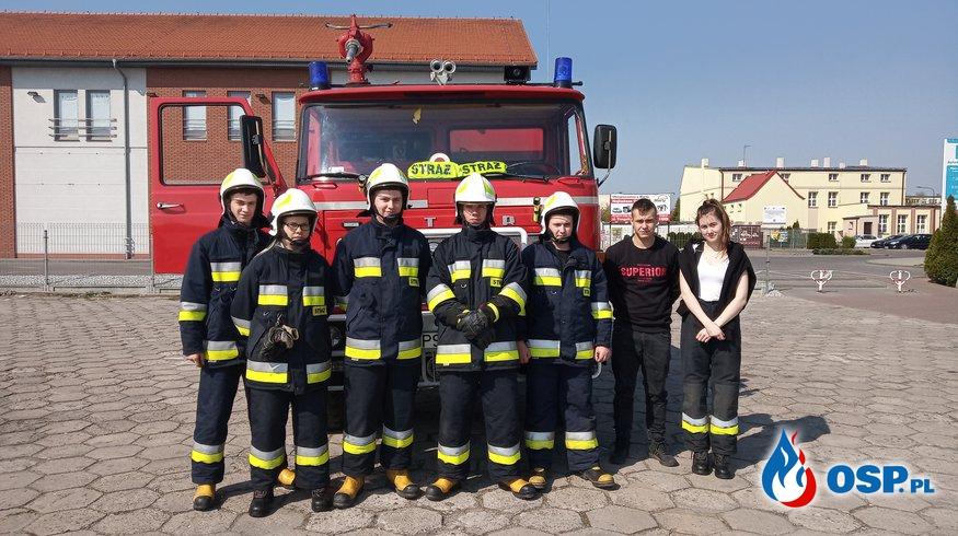 Kurs podstawowy strażaków 2019 OSP Ochotnicza Straż Pożarna