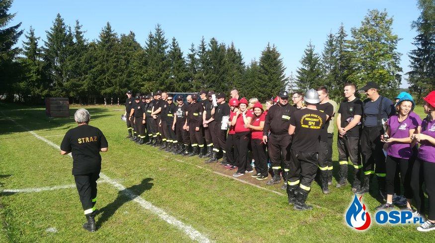 Zawody sportowo-pożarnicze w Nawiadach OSP Ochotnicza Straż Pożarna