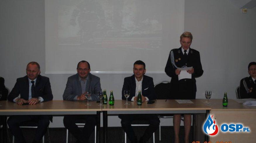 Walne zebranie sprawozdawcze OSP Ochotnicza Straż Pożarna