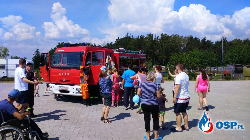 Festyn z okazji Dnia Dziecka OSP Ochotnicza Straż Pożarna