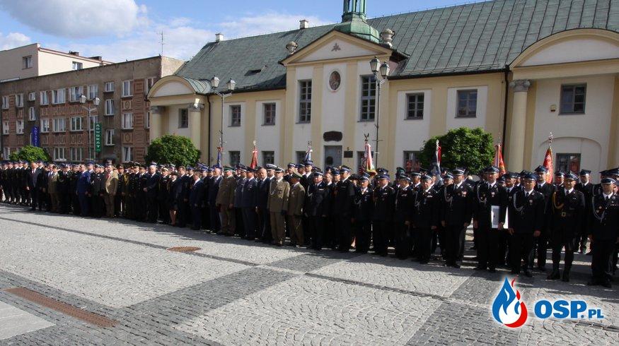 Wojewódzkie Obchody Dnia Strażaka w Białymstoku OSP Ochotnicza Straż Pożarna