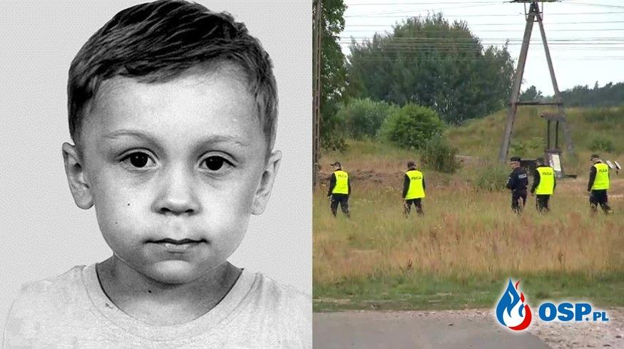 """Znaleziono ciało 5-letniego Dawida. """"To były największe poszukiwania w historii"""". OSP Ochotnicza Straż Pożarna"""