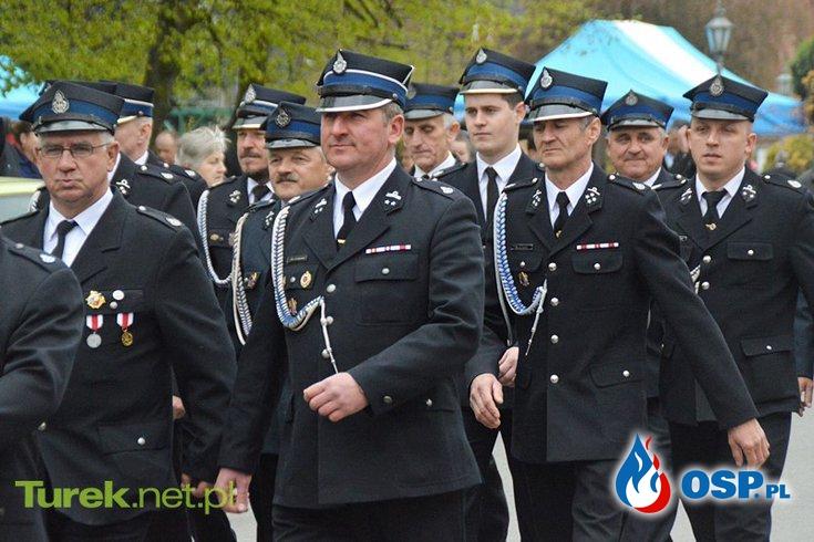 Obchody 3 maja OSP Ochotnicza Straż Pożarna
