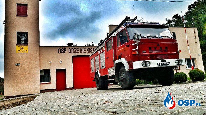 Poszukiwania zaginionego mężczyzny  OSP Ochotnicza Straż Pożarna