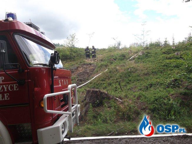 Ćwiczenia Kompanii Odwodowej nr 3 OSP Ochotnicza Straż Pożarna