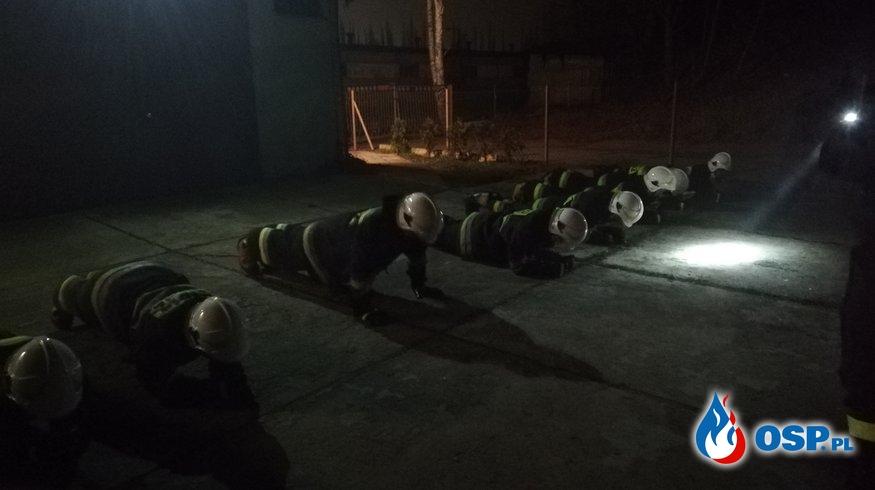 Ćwiczenia Ratowniczo-Gaśnicze na Terenie MZK. OSP Ochotnicza Straż Pożarna