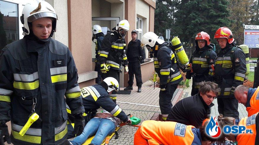 Atak Terrorystyczny OSP Ochotnicza Straż Pożarna
