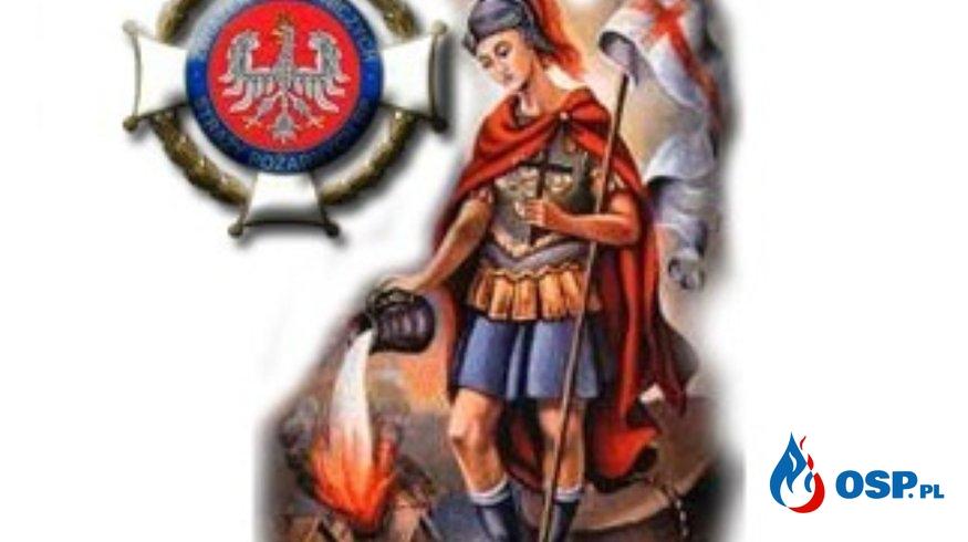 Dzień Św. Floriana Święto Strażaków OSP Ochotnicza Straż Pożarna