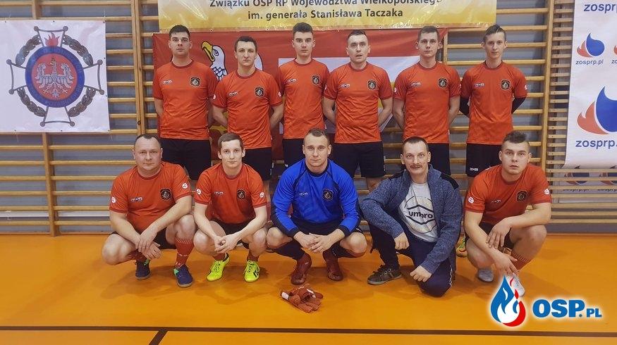 VIII Wojewódzki Turniej Halowej Piłki Nożnej OSP Województwa Wielkopolskiego OSP Ochotnicza Straż Pożarna